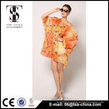 Vente en gros de haute qualité jolie sexy couvre la robe de plage