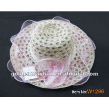 wholesale ladies designer summer hat