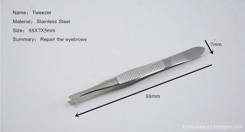 Angled Tweezers