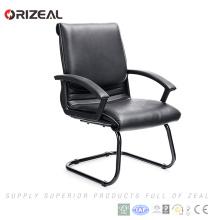 Orizeal classique patron de bureau en cuir véritable chaise pour bureau de directeur (OZ-OCL003C)