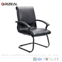 Orizeal Classical genuine leather office boss chair for manager office(OZ-OCL003C)