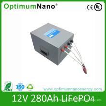 High Power Output LiFePO4 12V 280ah Solar Power Storage Battery