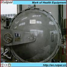 Máquina de esterilização de porta dupla com Ce