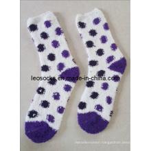 Lady′s Fashion Freeze Bed Socks