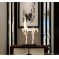 Смолаы животных фигурка абстрактный лошадь статуэтка украшение ремесла