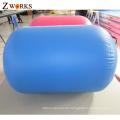 El mejor barril de aire inflable de la gimnasia material del PVC asequible para la aptitud