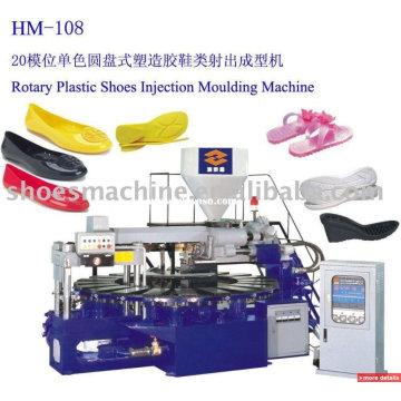 Sole Injection Moulding Machine con Servo Motor