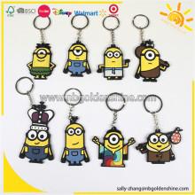 Promotion Minions Keychain