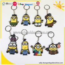 Promotion Minions Keychain