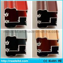 Sección de aluminio delgado del marco de la foto de la imagen