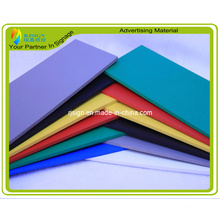 Farbige PVC-Platte (RJFB008)