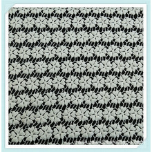 Hot Sale Water-Soluble Cotton Fabric (SL9182)