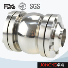 Stainless Steel Food Grade Welded Check Valve (JN-NRV2003)