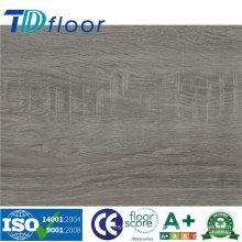 Serie de madera de alta calidad Haga clic en Piso de vinilo de PVC