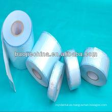Rollo de esterilización de películas de papel médico