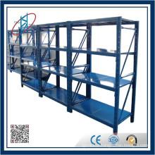 Armazém Tipo de gaveta de fluxo de caixa de serviço médio Rack de moldes