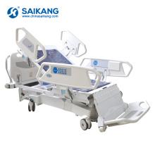 SK005-1 lit divan-lit multifonctionnel de salle de soins intensifs électrique luxueux d'hôpital
