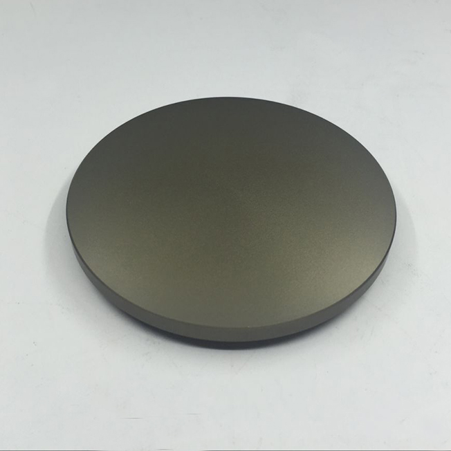 aluminum hard anodising