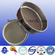Electric Lab Standard Laboratory Shaker SS Wire Mesh Test Sieve