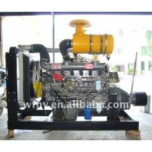 Motor Diesel Ricardo com Embraiagem 2200rpm 115kw