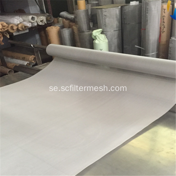 80 Mesh N6 Pure Nickel Woven Wire Mesh