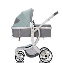 Детская коляска Bassinet Реверсивные вездеходные коляски для детской коляски