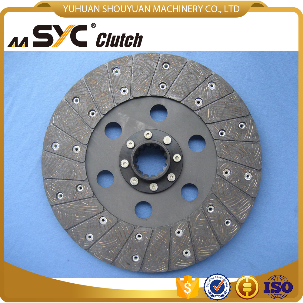 Tractor Clutch Disc