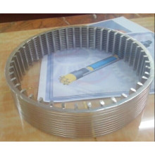 Wedge Wire Screen Cylinder Filter (ISO)