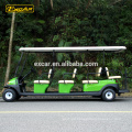 Cheap 12 seater golf cart golf buggy car electric sightseeing tour bus