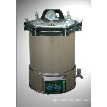 Portable High Pressure Steam Sterilizer Stainless Steel / Autoclaves