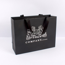 High quality factory price custom shopping handle paper carrier bag