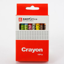 16 colors Crayon