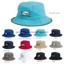 Sportsman Bucket Cap mit 100% Bio-Washed Fishing Hats
