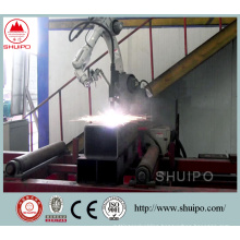A new low energy efficient cutting robot automatic welding