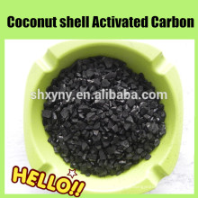 6-12 mesh gold mining coconut activated carbon price