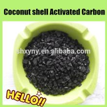 6-12 engrenagens de ouro mineração de coco ativado preço do carbono
