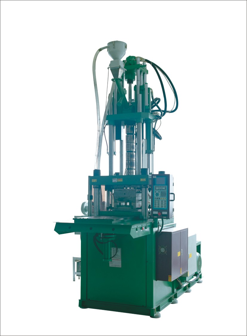 Vertical Single Sliding Board Injection Machinery