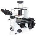 Инвертированный флуоресцентный биологический микроскоп