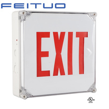 Exit Sign, Emergency Exit Sign