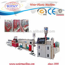 pvc electrical conduit pipe extrusion machine