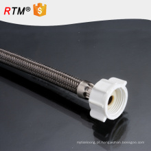 B17 304 trançado fio de aço inoxidável mangueira de metal flexível