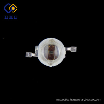 High Power LED Chip 5W blue led 460-470nm double chips