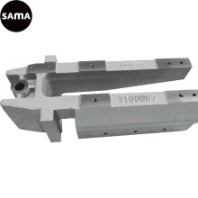 Sg, moulage de fonte ductile pour le bâti d'outil