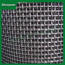 Malha de arame prensado resistente para indústria de mineração / coaling / Quarrying