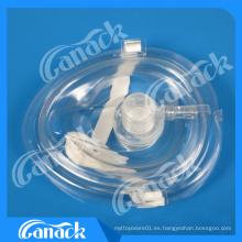 Máscara CPR de consumibles médicos aprobados por Ce & ISO