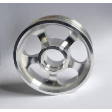 Custom Titanium Alloy Parts Fabrication