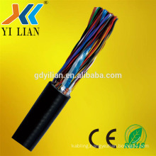 Multi core UTP cat5 50 pair cable 0.5mm OFC communication cable