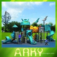 Lovely Children's Outdoor Playground