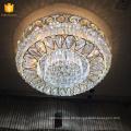 Niedrige Decke Kristall-Haus-Lampe bündig montieren China Lamparas für Innendekoration 58546