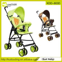 Assento de carro novo do bebê do carrinho de criança da estrela com punho reversível